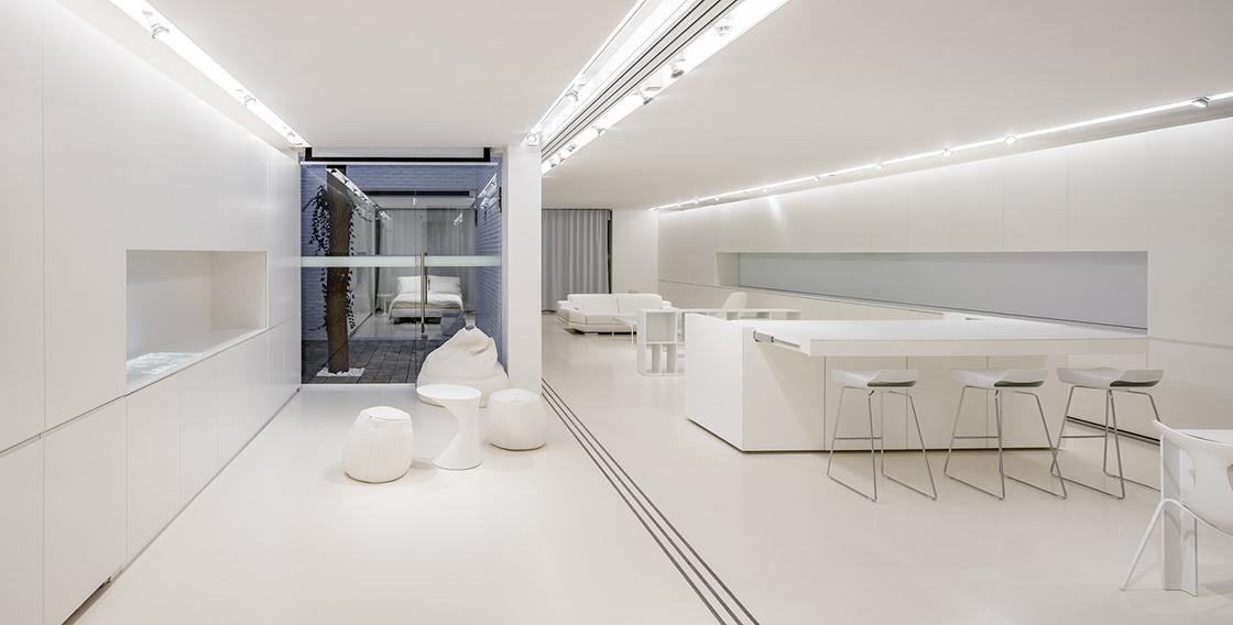 © Jakub Certowicz. ImageThe Apartment of the Future - R&D Laboratory / NArchitekTURA